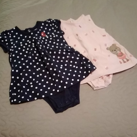 Girls One Piece Outfits  Size 18 months